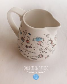 little pitcher tattoo collection  by Sobigraphie on Etsy, €40.00