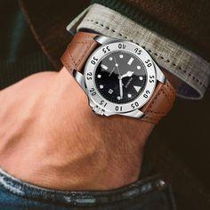 PARNIS 43mm Automatic Mechanical Watch Men reloj hombre automatico Auto Date Luminous 100M Male Clock Men Mechanical Wristwatch //Price: $169.99 & FREE Shipping //     #hashtag1