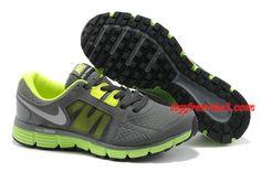 release date: 35532 c39b7 Mens Nike Dual Fusion ST 2 Dark Grey Volt Metallic Silver Shoes  Mens