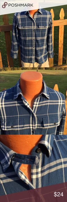 Madewell Mens Plaid Flannel Shirt Size Small Size small. Super gently preowned. Be sure to view the other items in our closet. We offer  women's, Mens and kids items in a variety of sizes. Bundle and save!! We love reasonable offers!! Thank you for viewing our item!! Madewell Shirts Casual Button Down Shirts