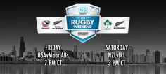 USA Rugby takes on three of the world's most formidable national teams in The Rugby Weekend. Match times for the upcoming event in November have been set. http://www.usarugby.org/2016/08/novembers-the-rugby-weekend-presented-by-aig-in-chicago-announces-match-start-times/#yYJXIdWlUKYgBQ82.97