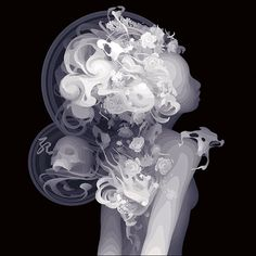 Spiral of Emotions: Paintings by Kazuki Takamatsu