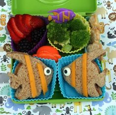 Lunch Ideas for Kids-Phineas & Ferb Disney