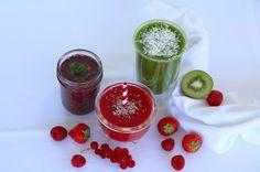 Fit in den Frühling: Grüne Smoothie Rezepte für jeden Tag. Smoothie Recipes, Pudding, Baking, Fit, Desserts, Tailgate Desserts, Deserts, Shape, Custard Pudding