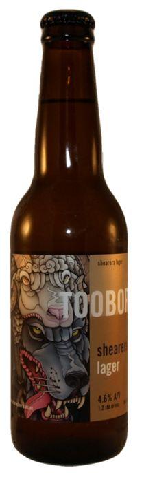 Beer 28 - Tooborac Shearers Lager - Thanks Jonesy  Australia
