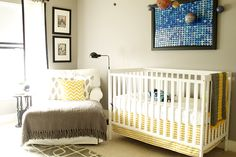 Project Nursery - House to your Home - Cooper's Eclectic Nursery