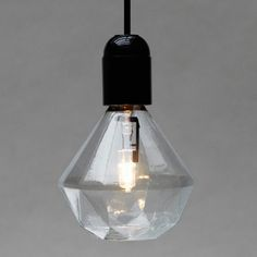 Diamond Lights halogen lamp by Frama. Design by Eric Therner.