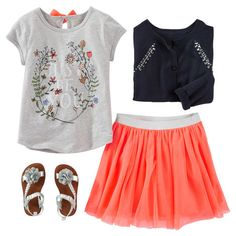 Outfits Fo, Cute Girl Outfits, Toddler Girl Outfits, Toddler Fashion, Kids Fashion, Armani Clothing, Baby Kids Clothes, Little Girl Fashion, My Baby Girl