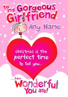 26 best Top Christmas Wishes for Girlfriend images on Pinterest ...