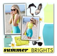 """Summer Bright"" by matildiwinky ❤ liked on Polyvore featuring WearAll, New Look, 3.1 Phillip Lim, Tiffany & Co., Rebecca Minkoff, Chanel and summerbrights"
