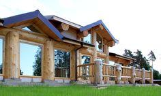 Проектирование деревянных домов и бань под ключ в Краснодаре Деревянный Дом