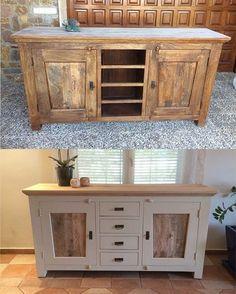 Mueble restaurado por Trementina Lab #autenticopaintspain  #autenticochalkpaint #chalkpaintes #autenticospain #autenticopaint #pinturanatural #ecofriendly #naturalpaint #chalkpaint
