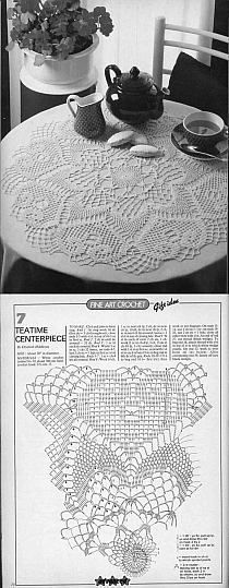 Several Doily Patterns Filet Crochet, Crochet Doily Diagram, Crochet Doily Patterns, Crochet Art, Crochet Home, Thread Crochet, Love Crochet, Crochet Motif, Beautiful Crochet