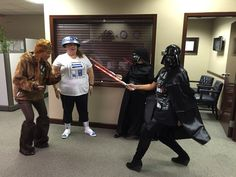 CBIZ Insurance Services, Inc. in Boca Raton is preparing for the 2015 Hunger Wars challenge. The force is strong with this one.