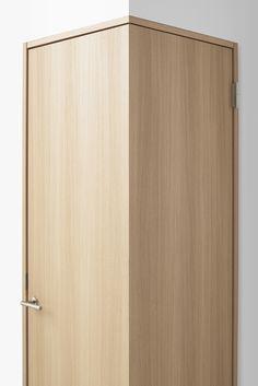 Corner Door by Akihiro Yoshida for Nendo