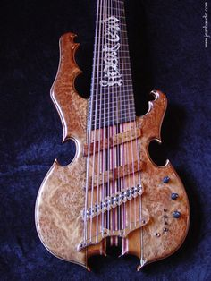 I've been seeing all kinds of insane bass designs on the internet. There are enough that I can make an entire section out of them, but alas, I can't create individual threads for them o…