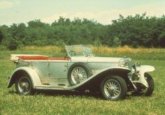 Alfa Romeo RL; 1922-27.