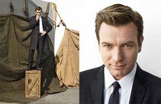 Richard Phibbs Photography | Ewan McGregor | Professional & Actor Studio Portraits & Headshots |