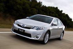 #Toyota Camry Hybrid