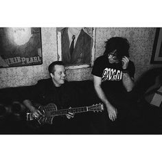 Ryan Adams and Jason Isbell