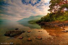 Rowardennan, Loch Lomand, Scotland  photot by Karl Williams