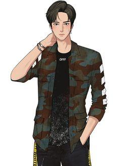 True Beauty on Webtoon Anime Cupples, Angel Wallpaper, My Romance, Handsome Anime Guys, Webtoon Comics, Animes Wallpapers, Manga Boy, Aesthetic Pictures, Manga To Read
