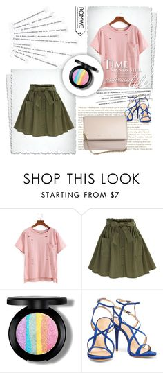 """Coloured"" by kristinagroove ❤ liked on Polyvore featuring Schutz, Givenchy and Katie"