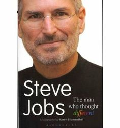 A biography of Steve Jobs.