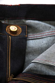 Brown, Deim - Made In American Denim