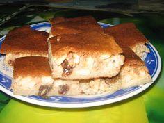 Heni modern konyhája: Almás-fahéjas süti paleo