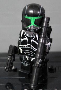 Clone Army Customs | Commando Shdw Green