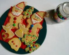 Christmas Cookies Recipe - Biscuits and cookies