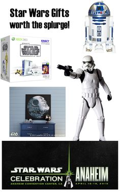 Star Wars Gifts to Splurge On