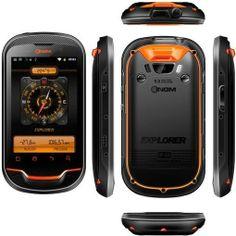NGM Explorer - waterproof, dual sim, rugged phone