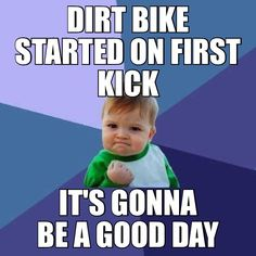 #dirt bike #4strokeproblems