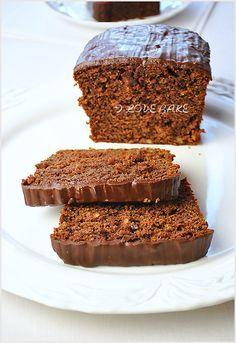 Piernik z powidłami - I Love Bake Wine Recipes, Cooking Recipes, Vanilla Cake, Food And Drink, Yummy Food, Baking, Blog, Cooking, Christmas