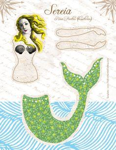Mermaid by ~tEsSitUraS on deviantART