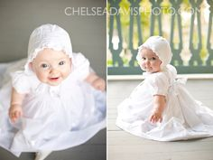 Christening/Blessing: adorable spring/summer porch session
