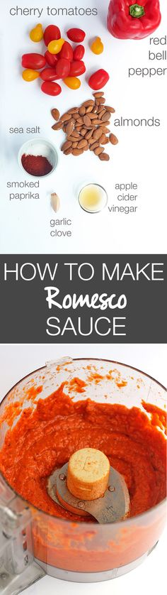 How to make romesco
