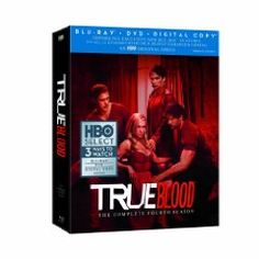 True Blood: The Complete Fourth Season (Blu-ray/DVD Combo + Digital Copy) (2011), (alexander skarsgard, anna paquin, drama, horror, paranormal romance, tv)