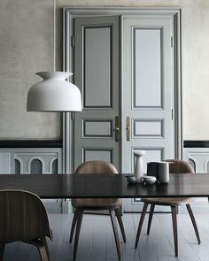 panelled doors | Heidi Lerkenfeldt:::Interieur | stillstars.com