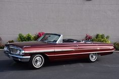Classic Car News Pics And Videos From Around The World Car Ford, Ford Trucks, Convertible, Old American Cars, Good Looking Cars, 1964 Ford, Ford Lincoln Mercury, Ford Classic Cars, Ford Fairlane