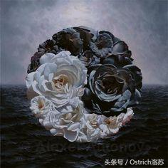 Tatoo Lotus, Yin Yang Art, Yin And Yang, Yin Yang Balance, Yin Yang Tattoos, Feng Shui, Yennefer Of Vengerberg, Online Painting, Art World