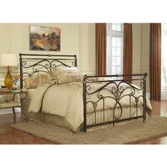 Lucinda Full-size Metal Bed