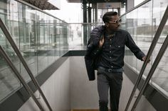 wearing 40WEFT attire in this ' FORMAL WINTER ' - look   JON THE GOLD men's fashion blog
