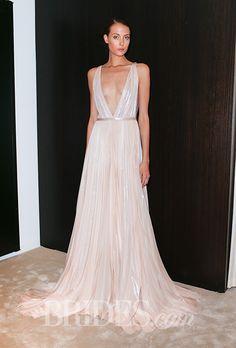 Brides: J.Mendel Wedding Dresses   Spring 2016   Bridal Runway Shows   Brides.com   Wedding Dresses Style