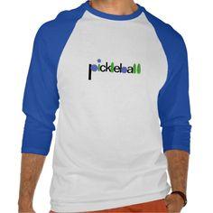 BR- Funny Pickleball Shirt