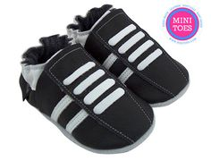 NEW soft sole leather BABY crib shoes black running pick your size Baby Crib Shoes, Cute Baby Shoes, Cute Babies, Baby Kids, Baby Boy, Babies Stuff, Stylish Eve, Boys Shoes, Black Shoes