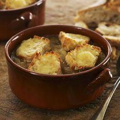 L'indispensable soupe à l'oignon de l'Institut Paul Bocuse