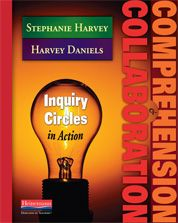 © 2009. Comprehension and Collaboration: Inquiry Circles in Action, by Harvey Daniels, Stephanie Harvey – Heinemann Publishing. This is a guide to realize the benefits of well-structured, student-led, cross-curricular projects. Throughout, chapters offer a mix of materials for you to grab and go as well as big ideas to think through as you customize inquiry circles for your students.